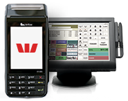 EFTPOS 1i machine - a terminal which integrates with Point of Sale systems compatible with Linkly.