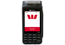 Presto Smart EFTPOS machine - a terminal which integrates with a range of Point of Sale solutions.