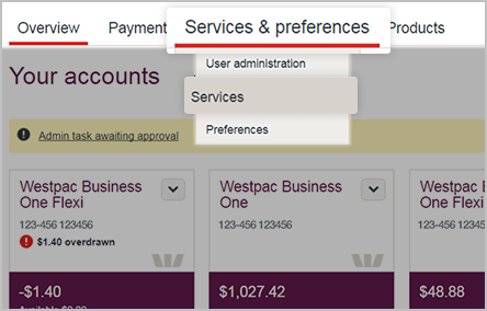 How to connect or disconnect bank feeds | Westpac