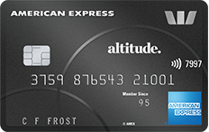 American Express Westpac Altitude Black Card