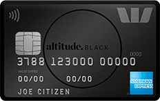 Altitude Black American Express® card