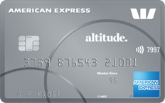American Express Westpac Altitude Platinum Card