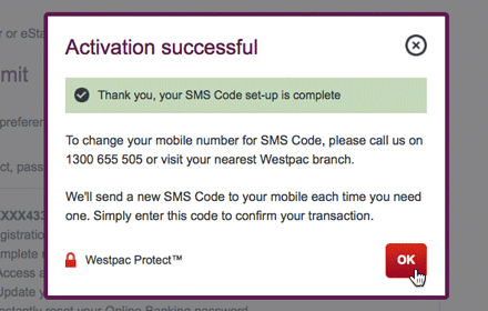 how to successfully  activation code