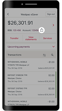 how to download westpac bank statements