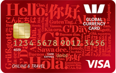 Westpac Travel Money Card